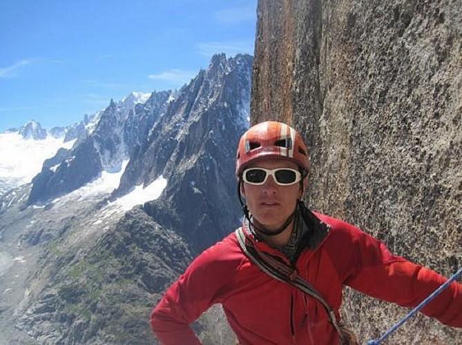Guillaume MEYNET - Guide de Haute Montagne