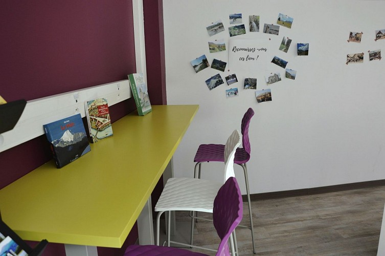 Tourist Information Office of Faucigny Glières
