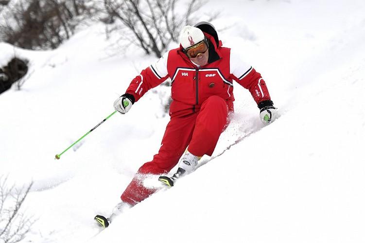 ESF French ski school Ski & Snowboard