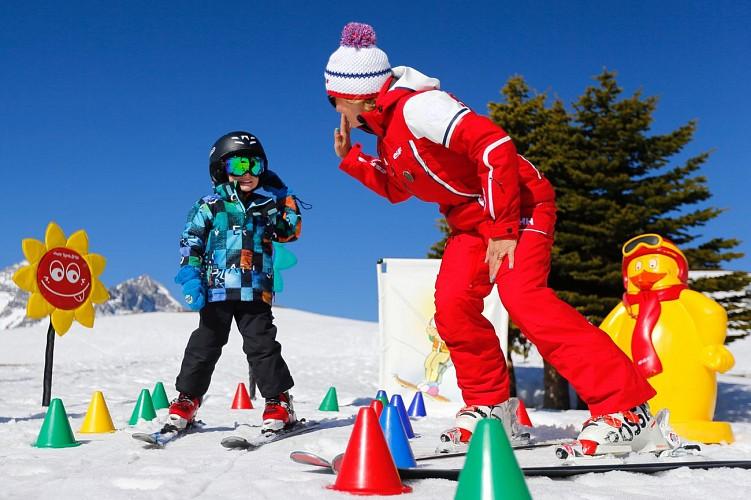 Escuela de esqui francesa Ski & Snowboard