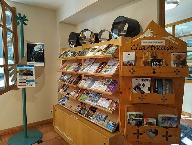Oficina de turismo de Coeur de Chartreuse en St Pierre d'Entremont