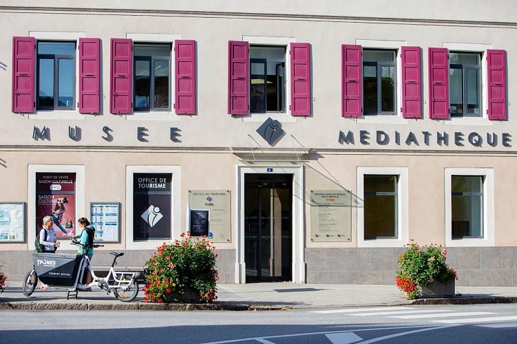 Thônes Val Sulens Tourist Office
