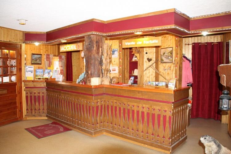 Ufficio di turismo di Bessans