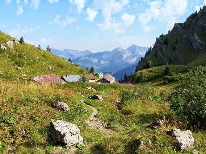 Accompagnateur en montagne Patrick Loste