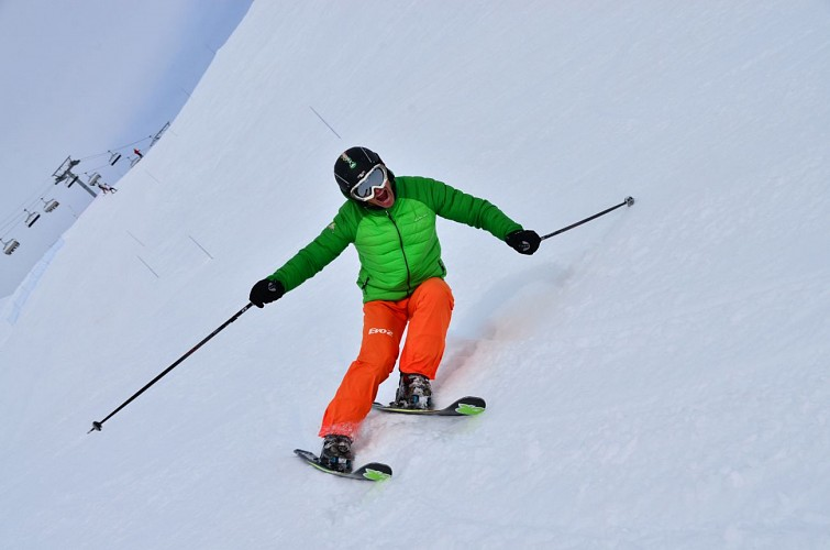 Ski School - Evolution 2 Montchavin