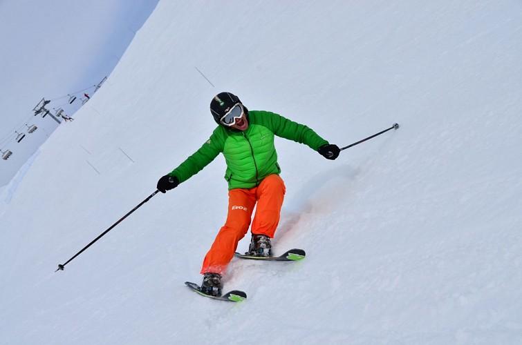 Ecole de Ski - Evolution 2 Montchavin