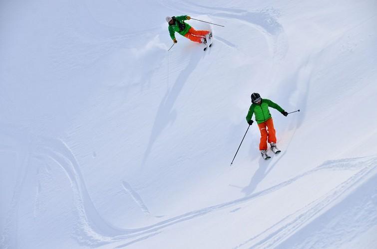 Skischool - Evolution 2 Montchavin