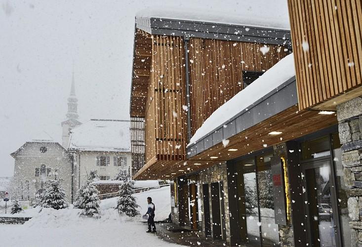 Office de Tourisme Les Houches