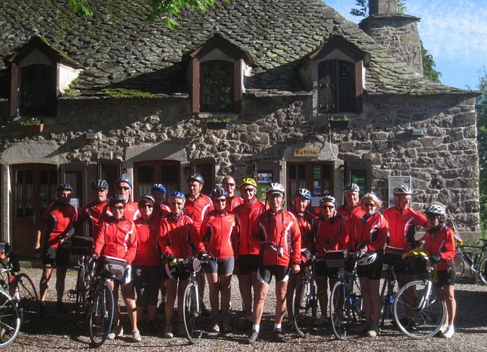 Amicale Cyclo Arclusaz