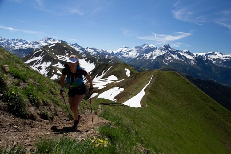 Trail de Bozel - Mont Jovet