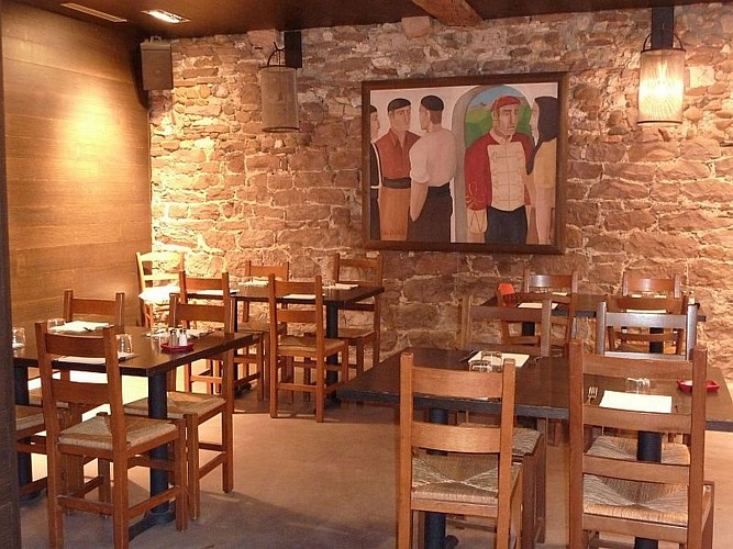 Restaurant Cidrerie Hurrup eta Klik
