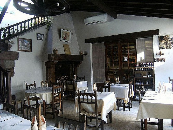 Restaurant Oillarburu