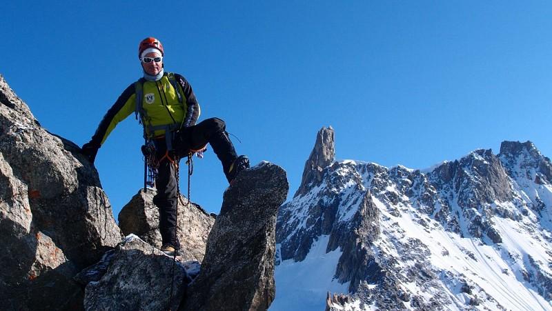 Jean-Christian Lichaire - Guide de Haute Montagne