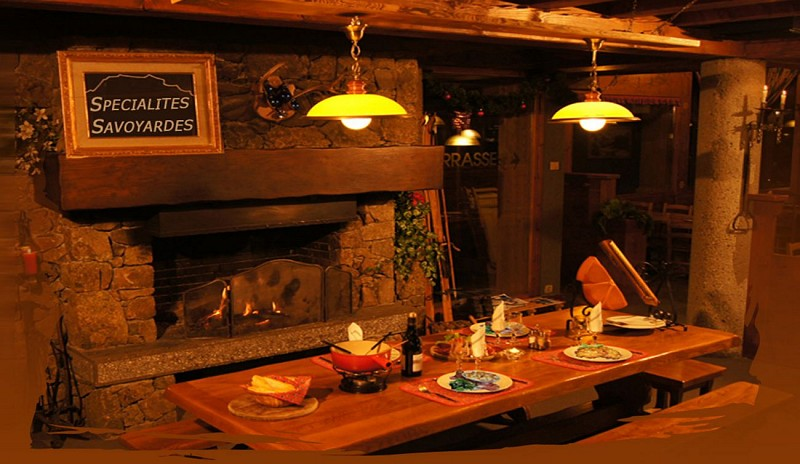 Restaurant Chalet La Cascade
