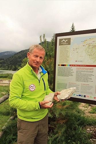 Jean-Louis Meynet - Acc. en Montagne