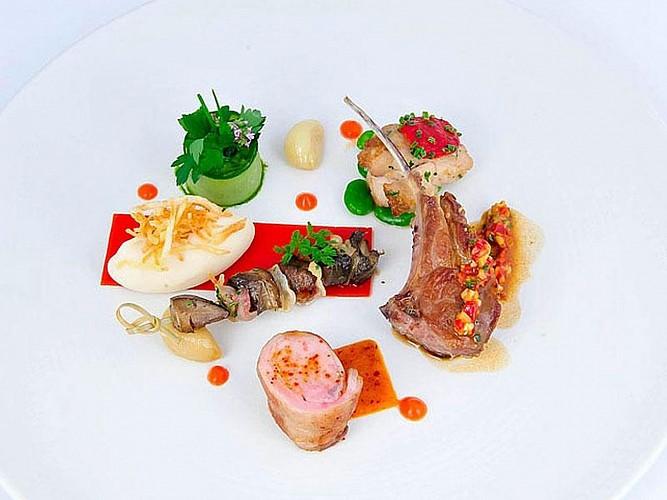 Restaurant Les Pyrénées