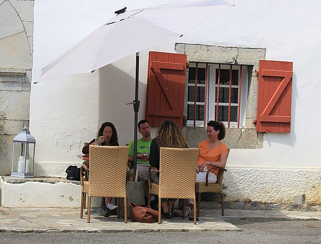 Auberge du Platane