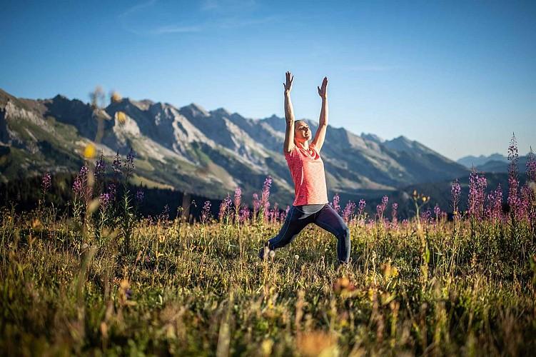Randonnées & yoga