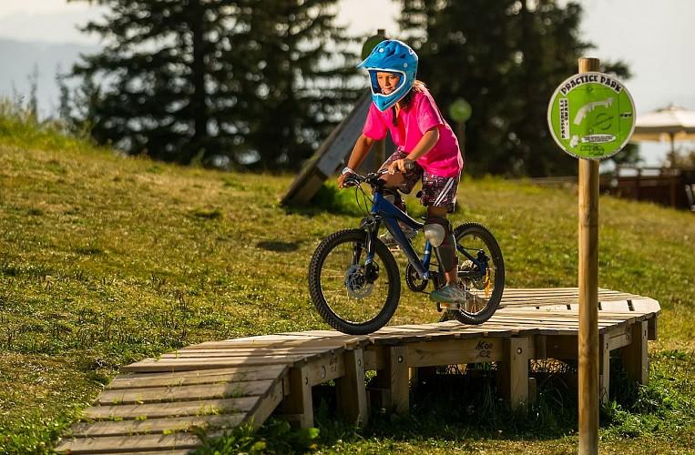 Practice Park - Bourg Saint Maurice