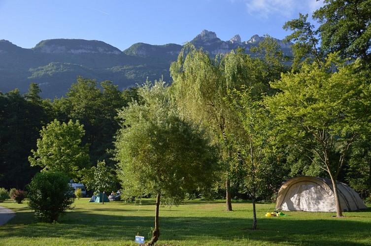 Hébergement insolite au Camping des lacs