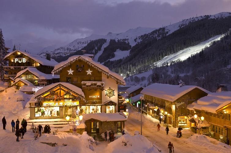 Sport Boutique - Skiset - Centre