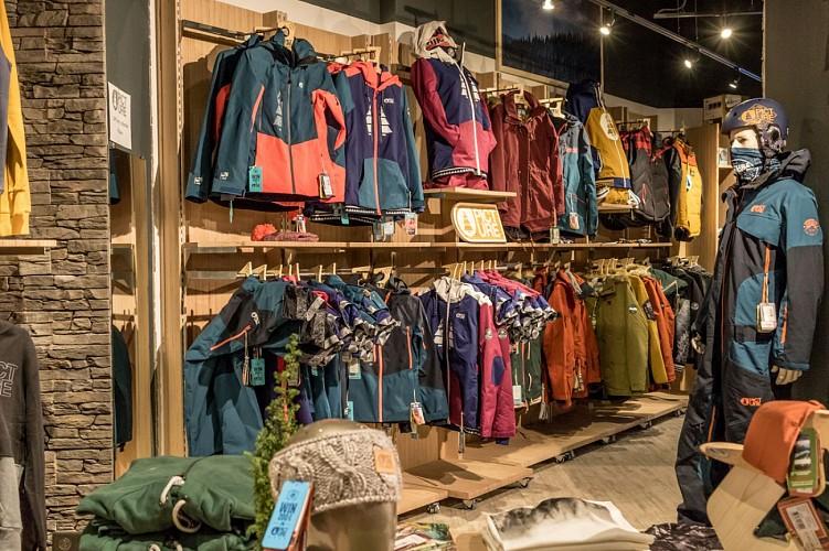 Précision Ski Mountain Tribu