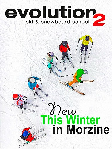 Ecole de ski et snowboard Evolution 2