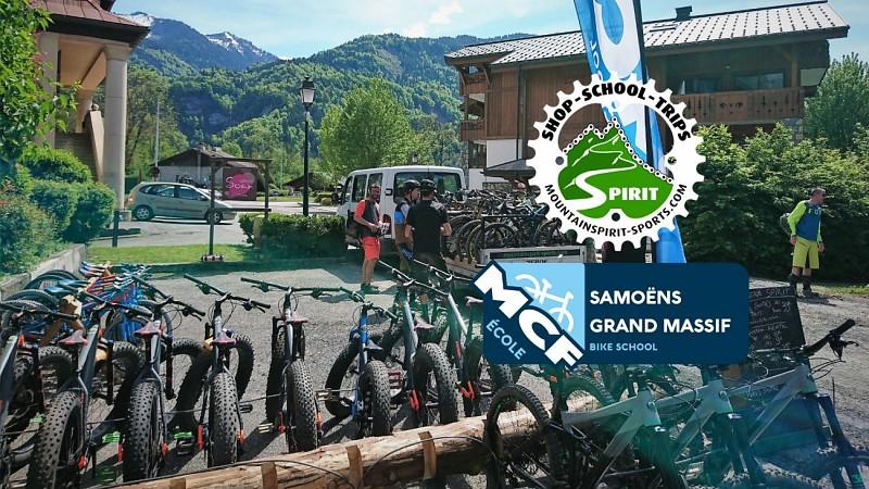 Location de vélos - SAS Mountain Spirit