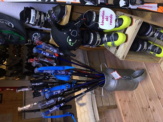 Verhuur van elektrische mountainbikes - Locaski in Sommand