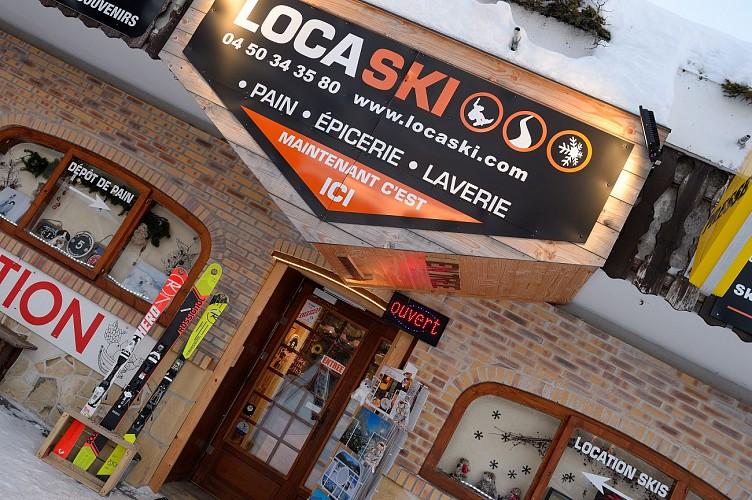 Location VTT à assistance électrique - Locaski à Sommand