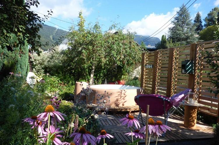 Appartement pour 6 personnes dans un chalet à Morzine. (Haute-Savoie. Portes du soleil. Route des Grandes Alpes)