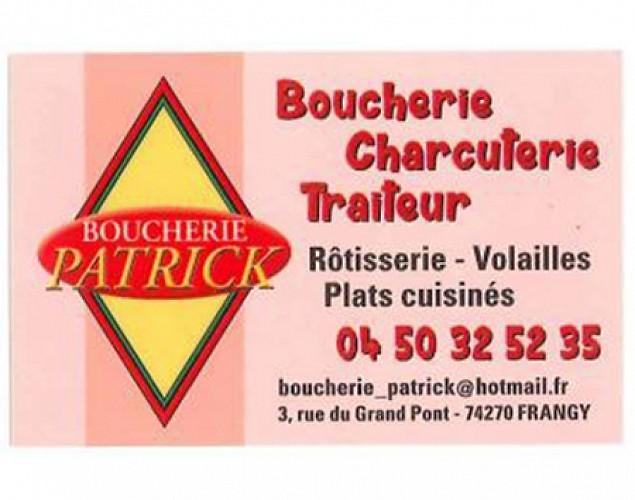 Boucherie Patrick