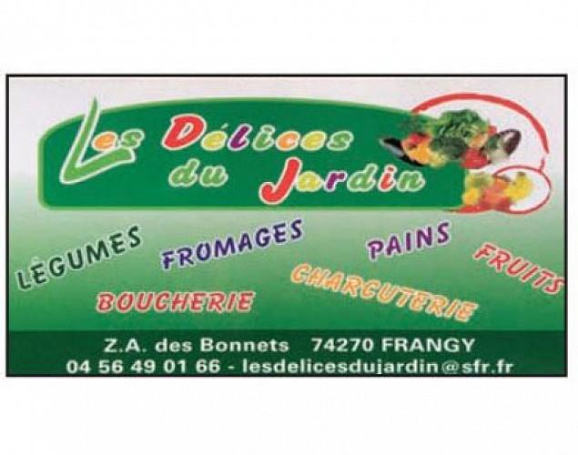 Store Les Délices du Jardin