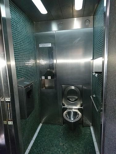 WC publics Byblos