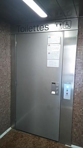 WC publics Place Berthod