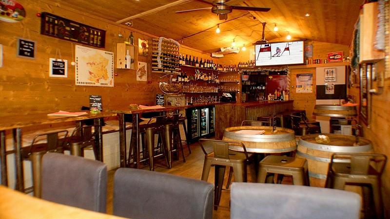 L'annexe Bar à vins & Bières