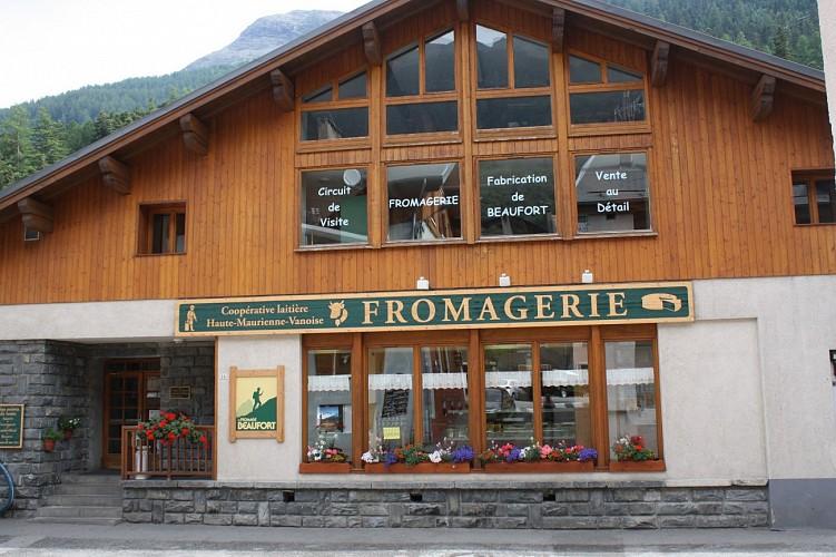 Fromagerie Coopérative de Haute Maurienne Vanoise