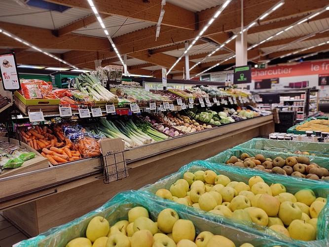 Carrefour Market Yenne
