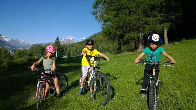 La Repose bike park