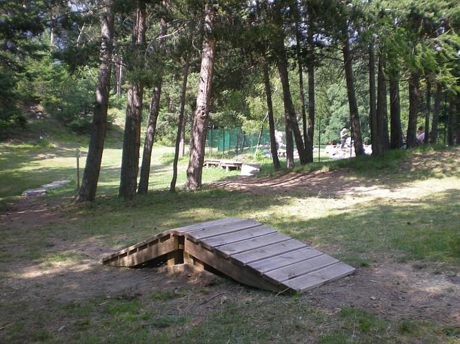 Espace ludique - Practice Park les Marmottons