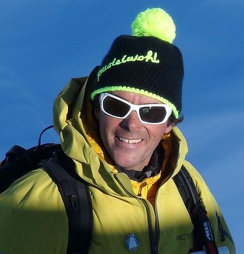 Guide de Haute Montagne - Franck Grand