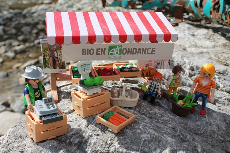 Bio en Abondance organic shop