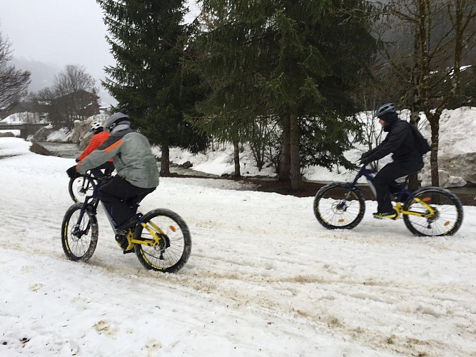 Balme and Bike