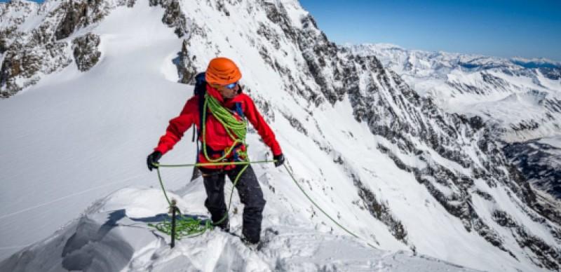 David Garnier, guide de haute montagne