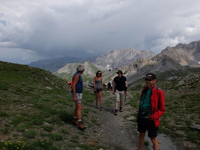 Grande Traversée des Alpes Etape 3&4, de Modane à Menton