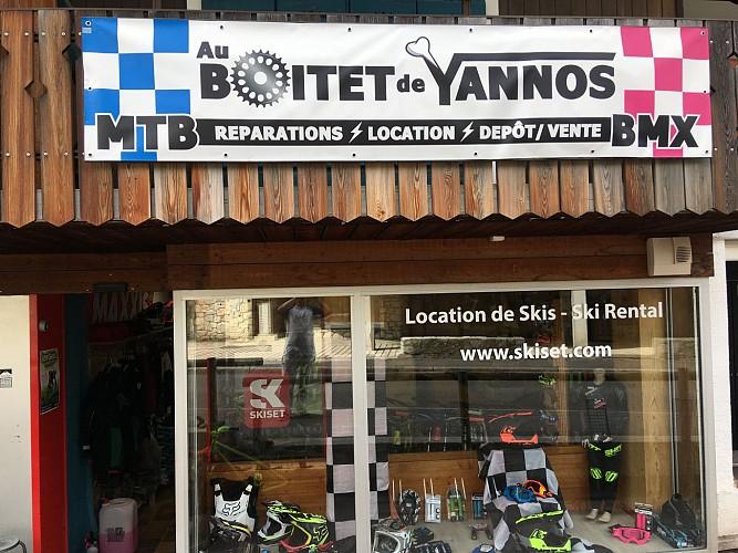Au Boitet de Yannos