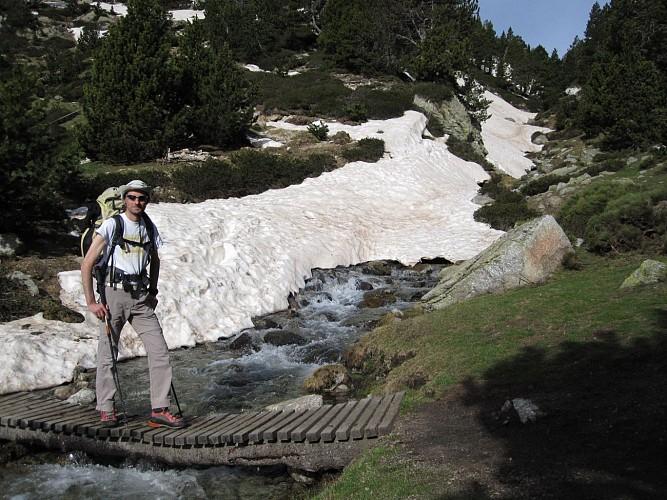 Bertrand Rouvière - Acc. en Montagne