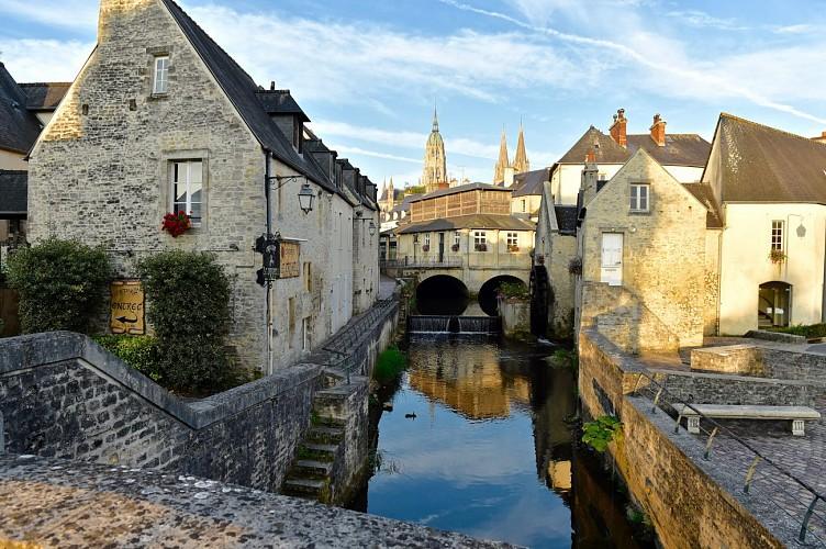 Visites guidées du Vieux Bayeux