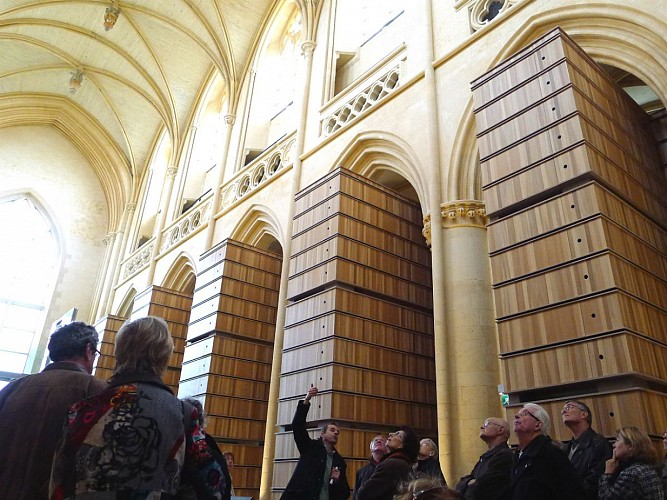 Guided tours of Ardenne Abbey