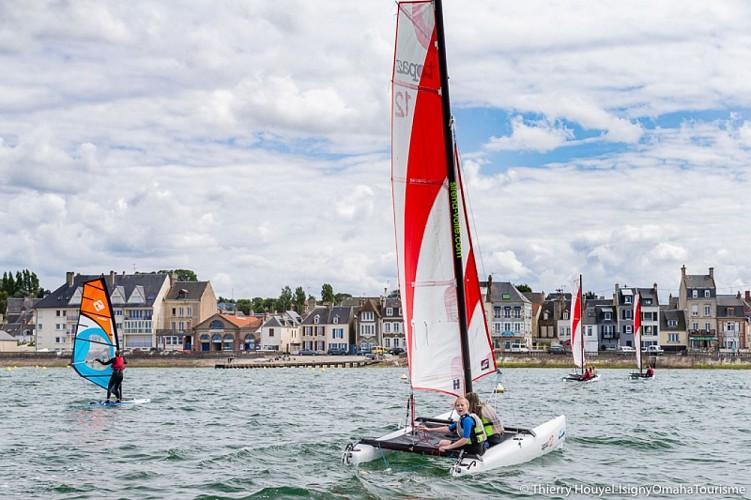 Planche, Catamaran, Dériveur, Paddle, Kayak - Location et Cours